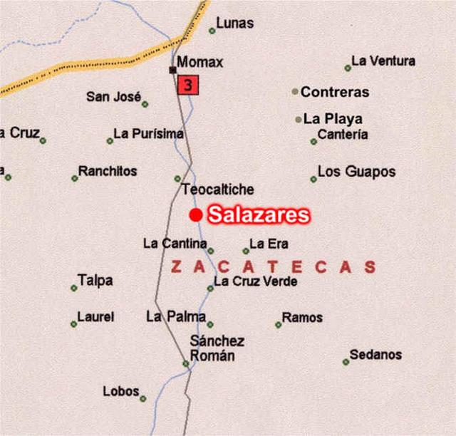 Tlaltenango & Surrounding Towns/Ranchos